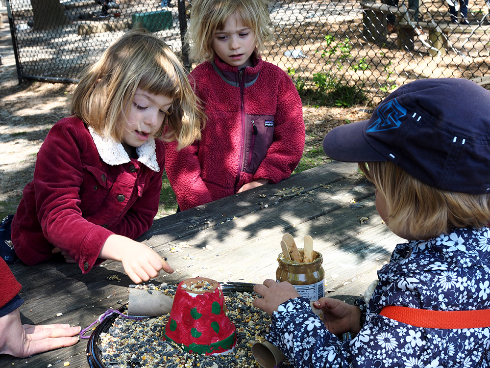 PIC's Day of Play 2019 nature activity