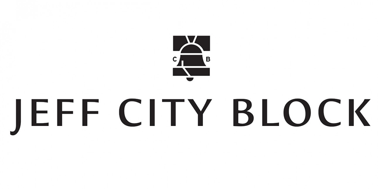 Jeff City Block logo