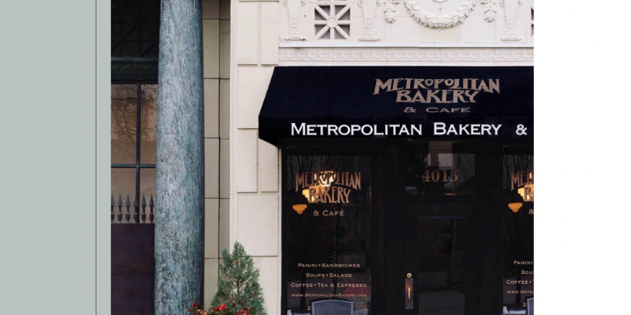 Metropolitan Bakery & Cafe in West Philadelphia