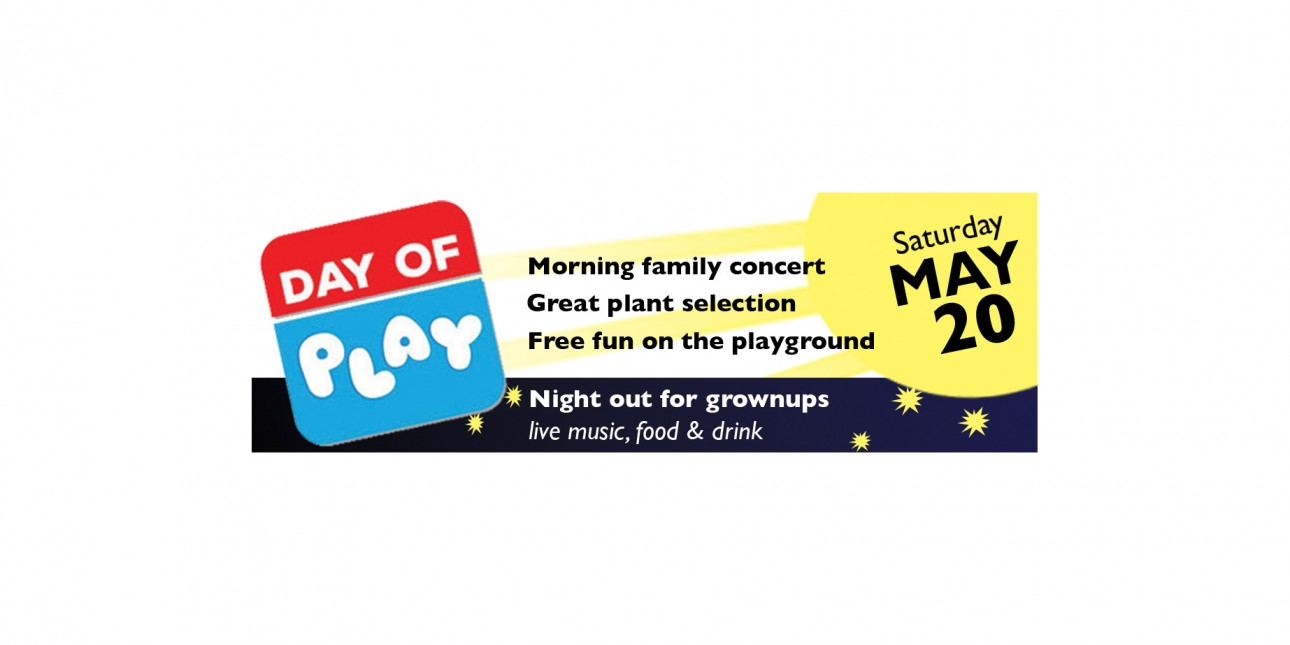 Be a Day of Play Sponsor
