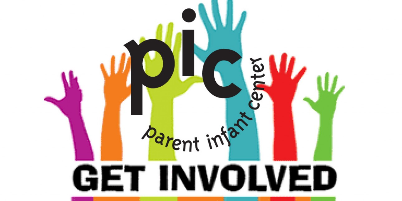 PIC Get Involved logo