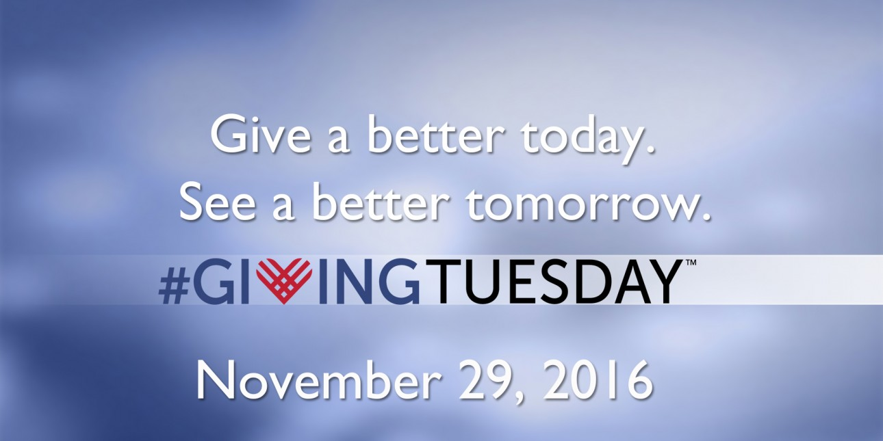 #GivingTuesday for PIC